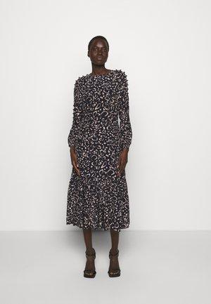 ISOBELLE DRESS - Korte jurk - ocelot midnight