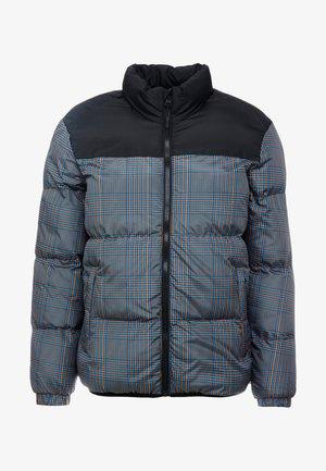 LEONARD - Winter jacket - black upper/grey