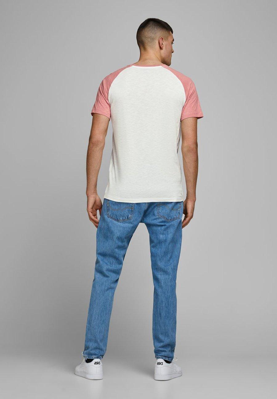 Jack & Jones Print T-shirt - cloud dancer R4jPV