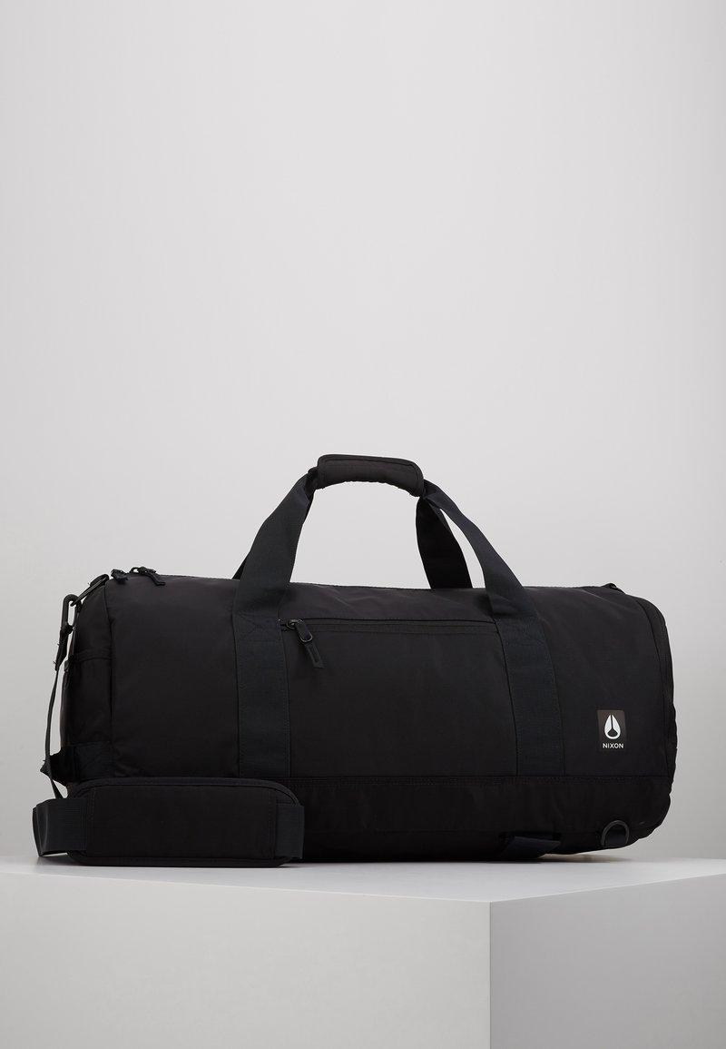 Nixon - PIPES DUFFLE - Weekendbag - all black
