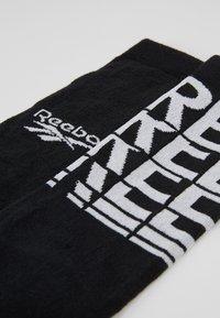 Reebok - TECH STYLE CREW SOCK - Sportovní ponožky - black - 2