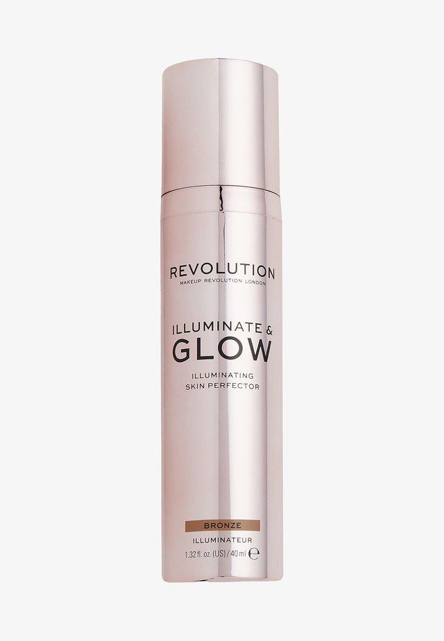 GLOW & ILLUMINATE - Highlighter - bronze