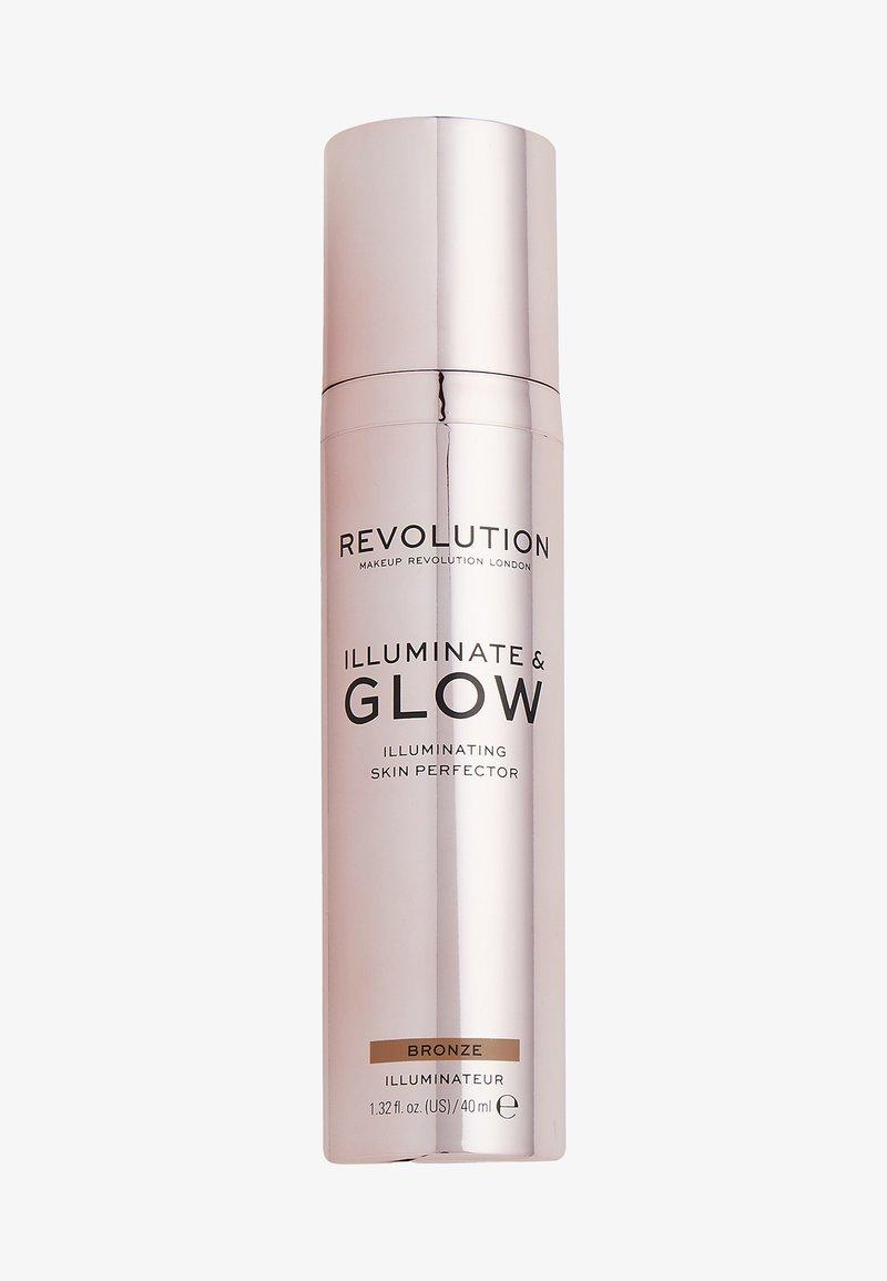 Make up Revolution - GLOW & ILLUMINATE - Highlighter - bronze