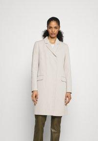 CLOSED - TINA - Classic coat - shiitake - 0