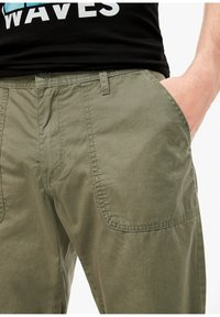 QS by s.Oliver - Shorts - thyme - 4
