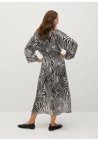 Mango - Maxi dress - schwarz - 1