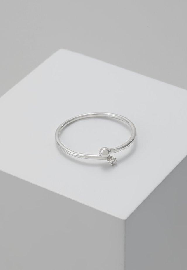 ANILLO ESSENTIA - Prsten - silver-coloured