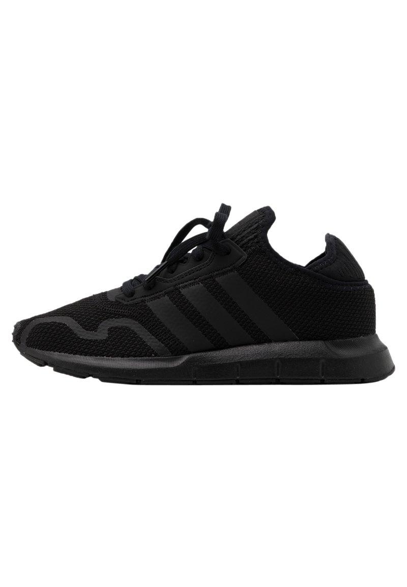 adidas Originals - SWIFT UNISEX - Baskets basses - core black