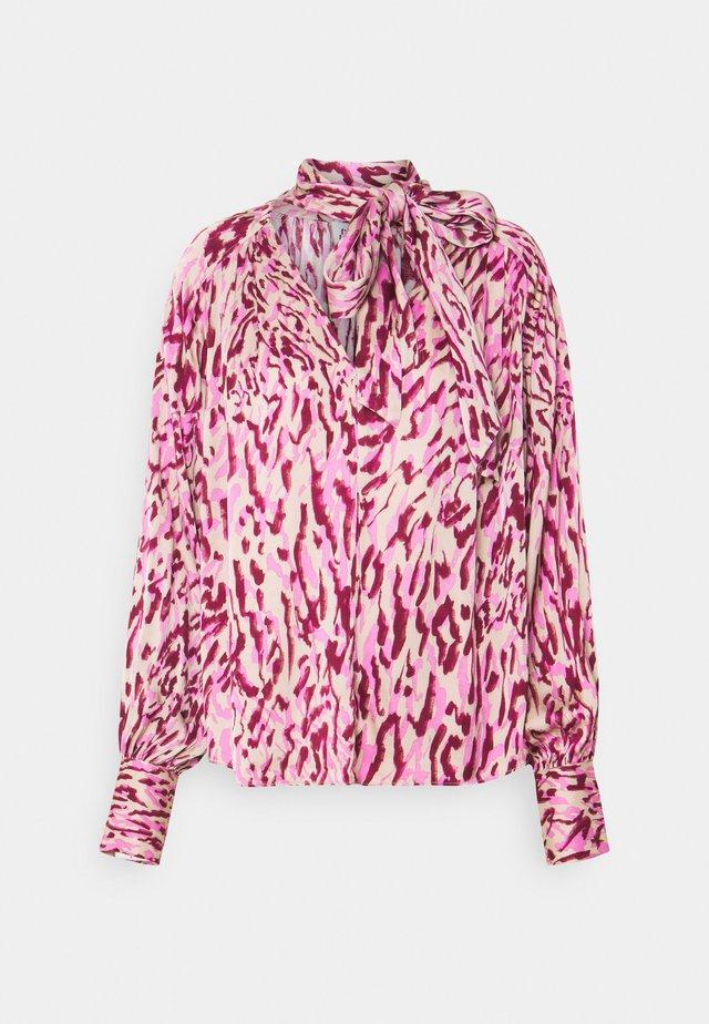 LYNDA BLOUSE - Bluser - pink