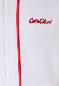 Carlo Colucci - SIDE TAPE - Bomber Jacket - white - 2