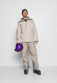 Houdini - PURPOSE PANTS - Pantalon de ski - sandstorm - 1