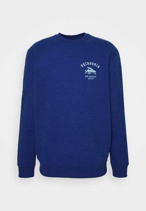 SURF ACTIVISTS UPRISAL CREW  - Sweatshirt - superior blue