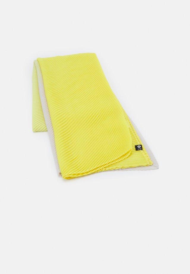 Sjal - beige/yellow
