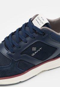GANT - BEEKER - Sneakers - marine - 5