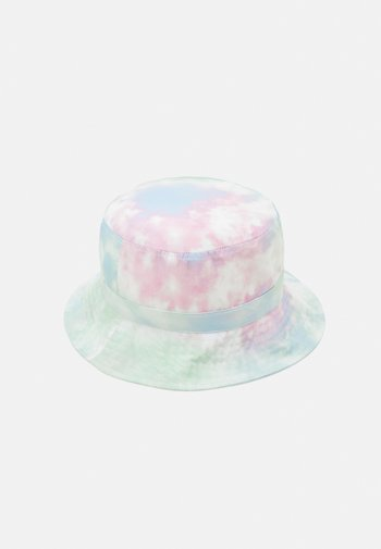 PCTIEDIA BUCKETHAT - Hat - bright white multi