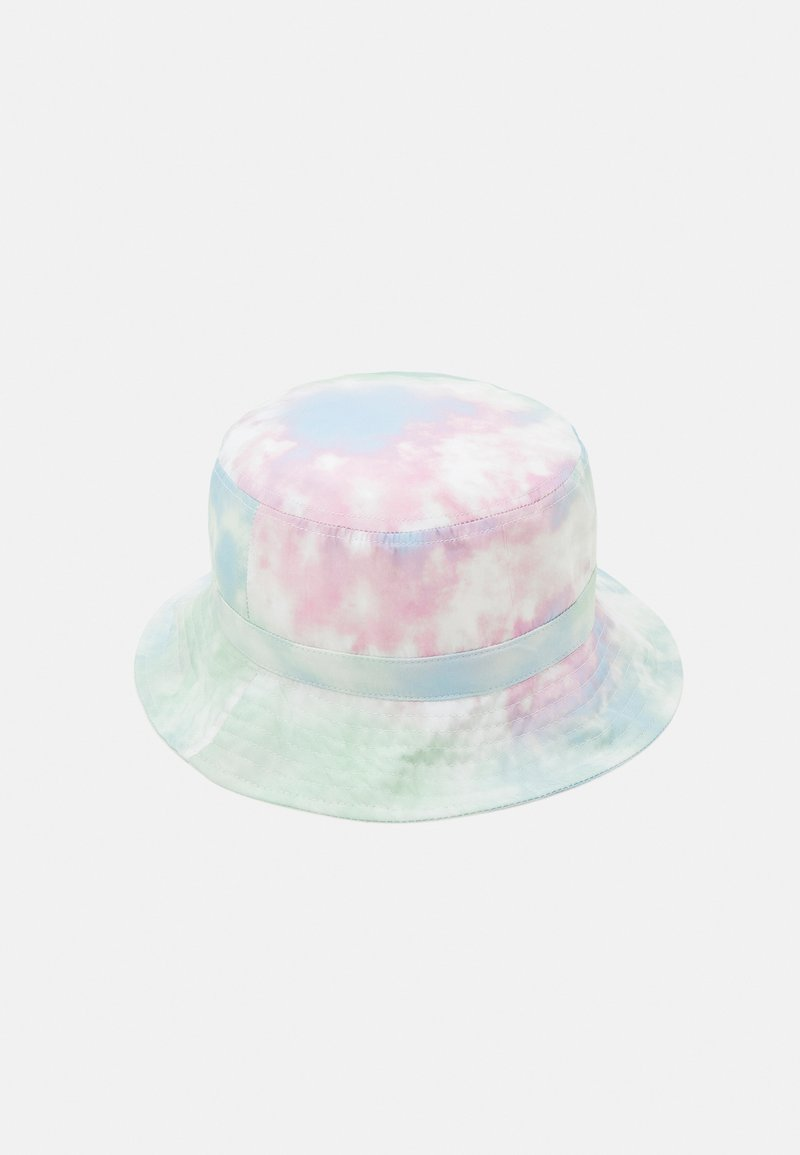 Pieces - PCTIEDIA BUCKETHAT - Hat - bright white multi