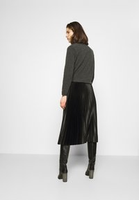Opus - RURY - Pleated skirt - black - 2