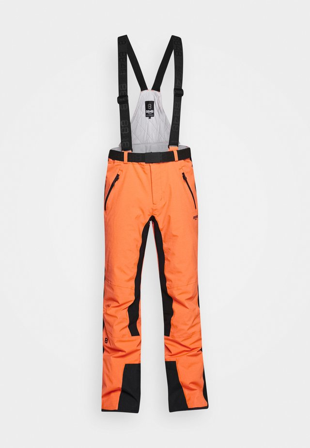 ROTHORN 2.0 PANT - Snow pants - orange