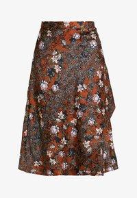 Vero Moda - VMISABEL SKIRT - A-line skirt - brown - 3