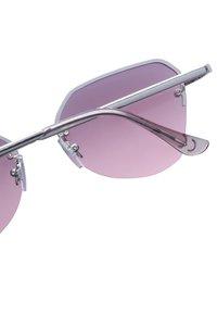 Icon Eyewear - B-FLY - Sluneční brýle - silver - 2