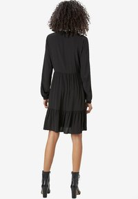HALLHUBER - Shirt dress - black - 2