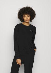 Marc O'Polo DENIM - Sweatshirt - black - 0