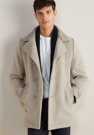 Short coat - naturale