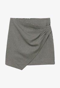 Mango - ADELE - Wrap skirt - schwarz - 4
