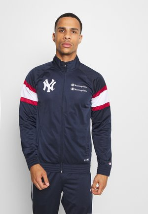 NEW YORK YANKEES TRACKSUIT - Trainingsanzug - dark blue