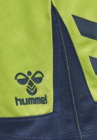Hummel - LEAD  - Shorts - lime punch - 3