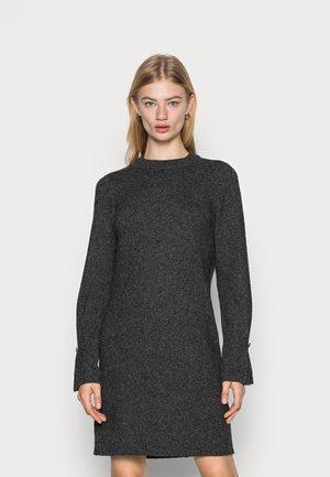 VMWILJA O NECK ABOVE KNEE DRESS - Jumper dress - black