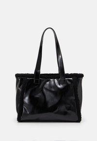 Gina Tricot - CELIA SHOPPER - Tote bag - black - 0