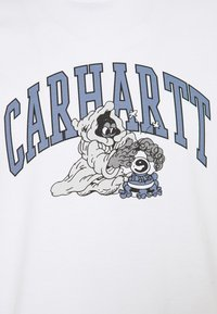 Carhartt WIP - KOGAN KULT CRYSTAL - Printtipaita - white - 2