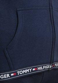 Tommy Hilfiger - HOODY - Haut de pyjama - blue - 5