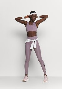 Nike Performance - RUN - Leggings - purple smoke/silver - 1