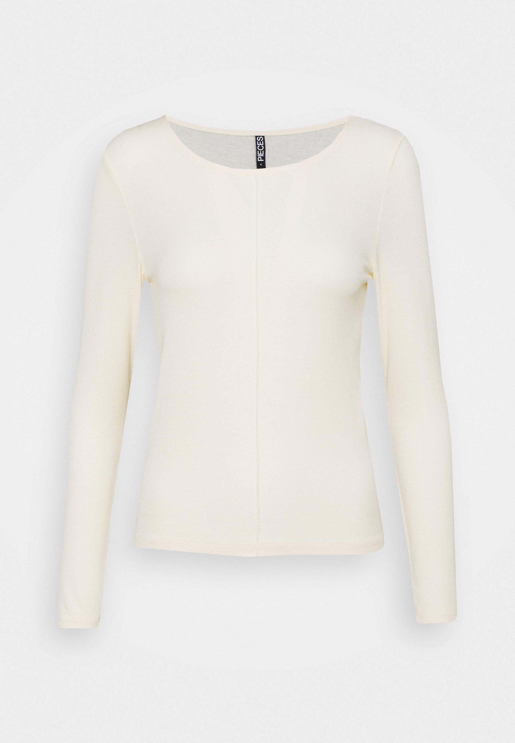 Femme PCLIVA LOUNGE - T-shirt à manches longues