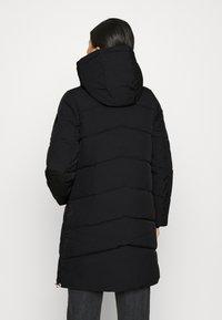 Calvin Klein - ELEVATED LONG LENGTH JACKET - Winter coat - black - 2