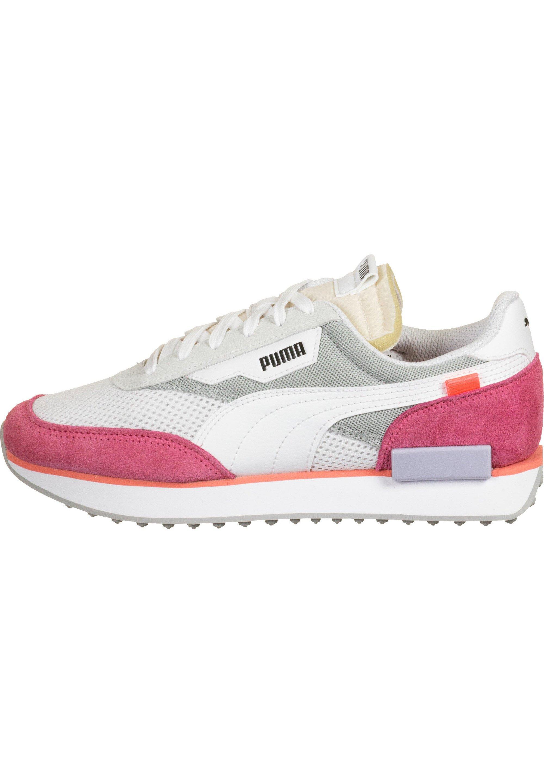 Horror Perplejo maximizar  Puma SCHUHE FUTURE RIDER STREAM ON W - Sneaker low - white-bubblegum/weiß -  Zalando.de