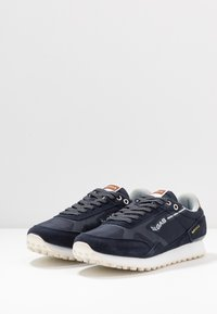 GAS Footwear - BORA MIX - Trainers - navy - 2