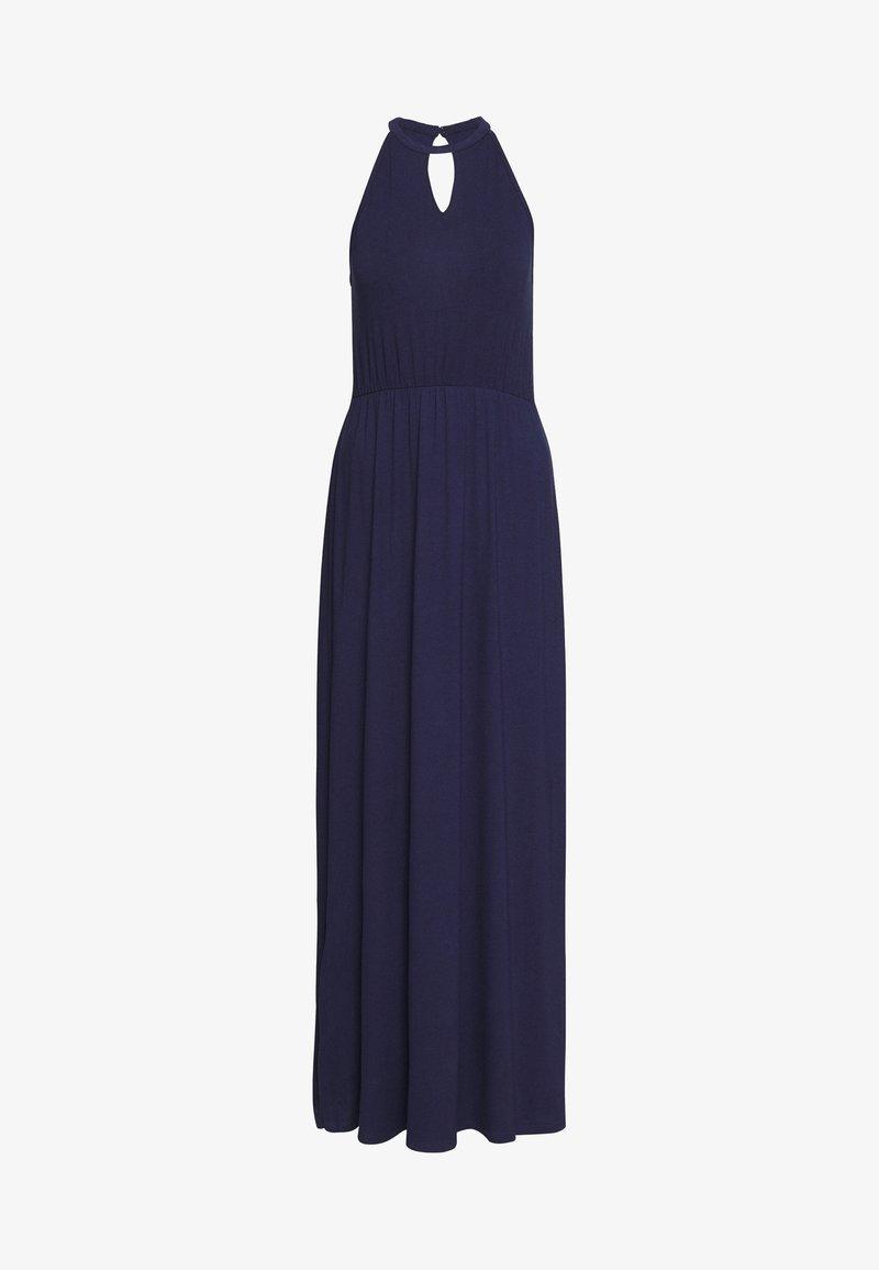 Anna Field - BASIC MAXIKLEID - Długa sukienka - maritime blue