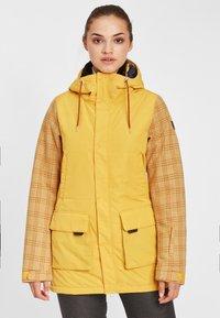 O'Neill - SNOW PARKA - Snowboard jacket - old gold - 0