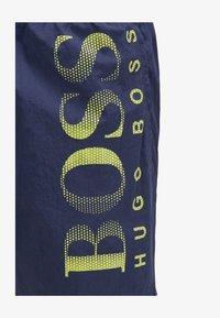 BOSS - OCTOPUS - Swimming shorts - dark blue - 1
