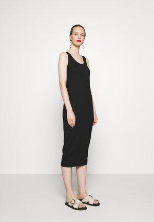 OLYMPIA - Jersey dress - black