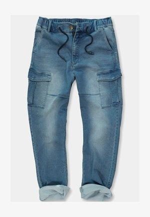 GROSSE GRÖSSEN - Jeans fuselé - blue denim