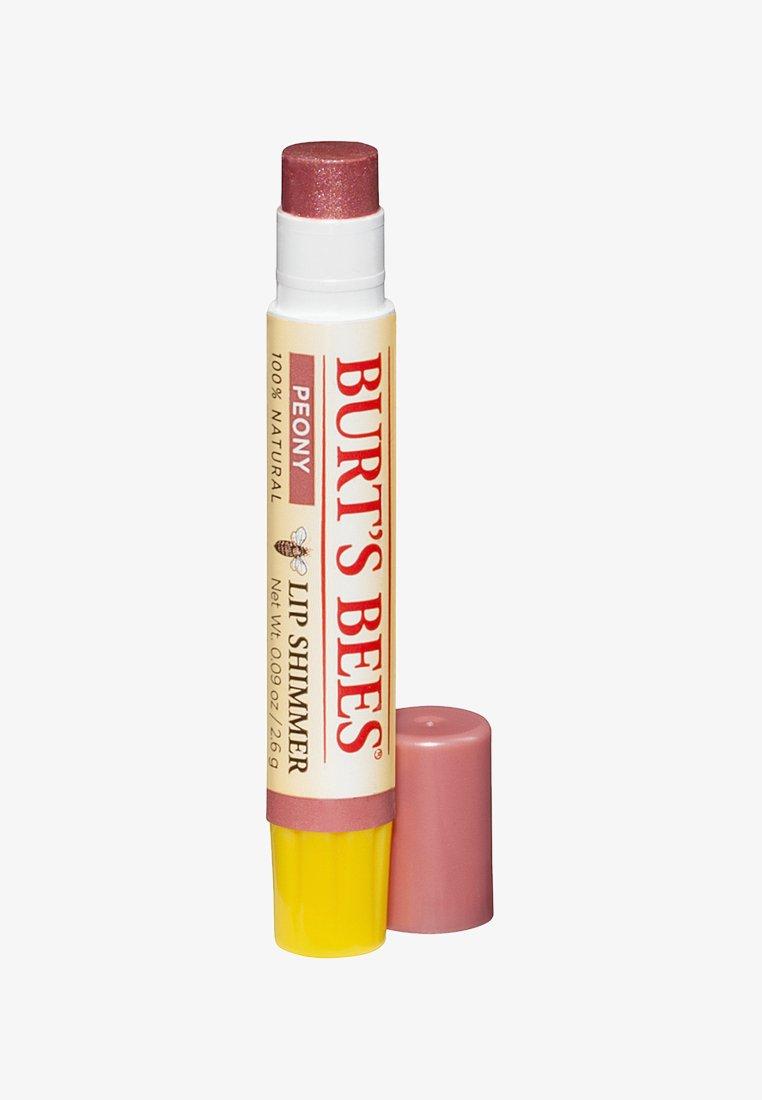 Burt's Bees - LIP SHIMMER - Lippenbalsem - peony