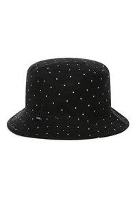 Vans - MN UNDERTONE II BUCKET - Hat - black-white - 2