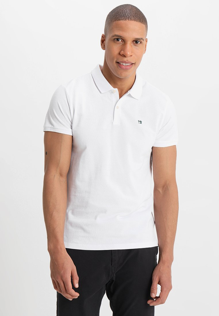 Scotch & Soda - CLASSIC CLEAN - Poloshirt - white