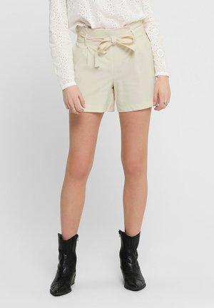 SHORTS PAPERBAG - Shorts - whitecap gray