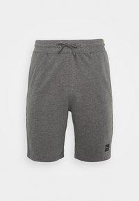 Only & Sons - ONSNEIL LIFE - Shorts - dark grey melange - 3
