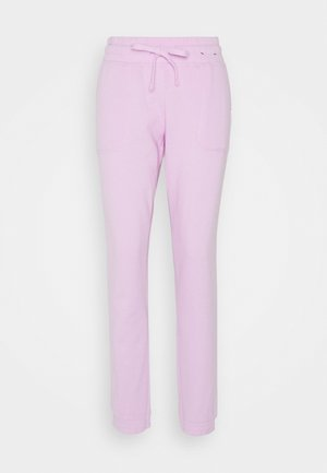 GYM TRACK PANTS - Teplákové kalhoty - blossom marle